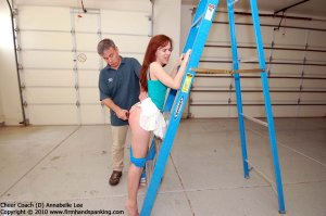 Firm Hand Spanking - Cheer Coach - D - image 14