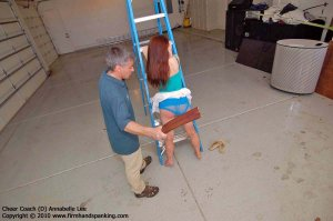 Firm Hand Spanking - Cheer Coach - D - image 13
