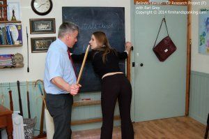 Firm Hand Spanking - Cp Research Project - F - image 1