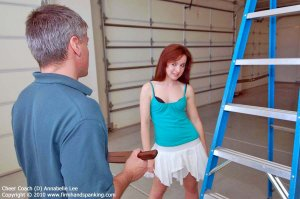 Firm Hand Spanking - Cheer Coach - D - image 5