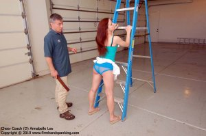 Firm Hand Spanking - Cheer Coach - D - image 12