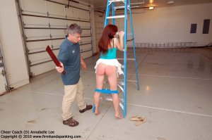 Firm Hand Spanking - Cheer Coach - D - image 16