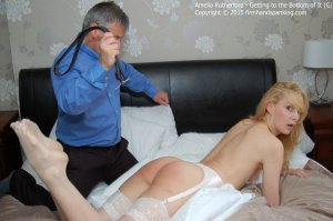 Firm Hand Spanking - Getting To The Bottom Of It - G - image 9