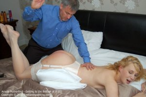 Firm Hand Spanking - Getting To The Bottom Of It - G - image 13