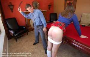 Firm Hand Spanking - Reform Academy - Bd - image 7