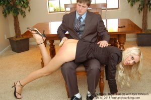 Firm Hand Spanking - High Fliers - E - image 5