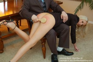 Firm Hand Spanking - High Fliers - E - image 6