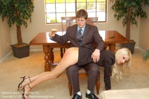 Firm Hand Spanking - High Fliers - E - image 1