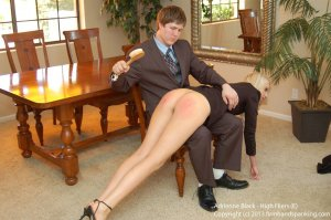 Firm Hand Spanking - High Fliers - E - image 7