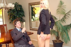 Firm Hand Spanking - High Fliers - E - image 2