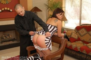 Firm Hand Spanking - A Question Of Trust - A - image 2