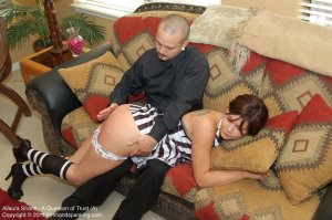 Firm Hand Spanking - A Question Of Trust - A - image 14