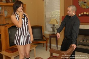 Firm Hand Spanking - A Question Of Trust - A - image 16