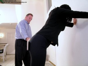Firm Hand Spanking - Hard Swats With The Board - image 5