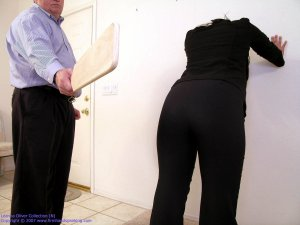 Firm Hand Spanking - Hard Swats With The Board - image 14