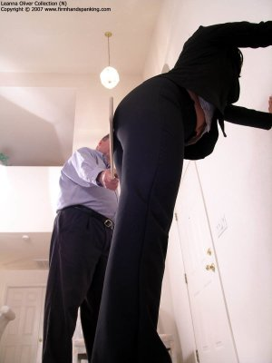 Firm Hand Spanking - Hard Swats With The Board - image 6