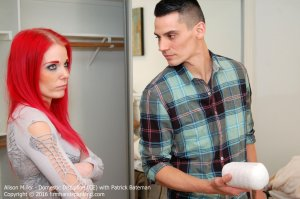 Firm Hand Spanking - Domestic Discipline - Ce - image 2