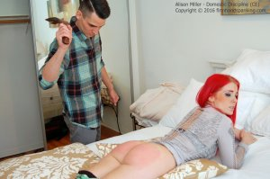 Firm Hand Spanking - Domestic Discipline - Ce - image 1