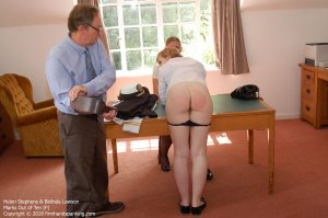 Firm Hand Spanking - Marks Out Of Ten - F - image 1