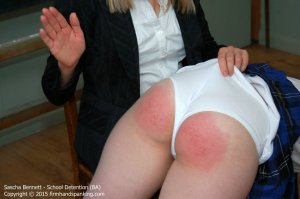 Firm Hand Spanking - School Detention - Da - image 10