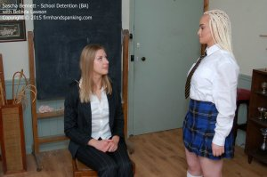 Firm Hand Spanking - School Detention - Da - image 7