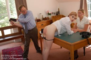 Firm Hand Spanking - Marks Out Of Ten - F - image 4