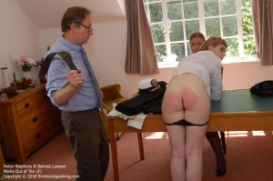 Firm Hand Spanking - Marks Out Of Ten - F - image 3