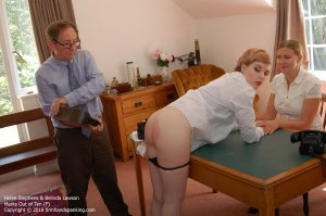 Firm Hand Spanking - Marks Out Of Ten - F - image 2