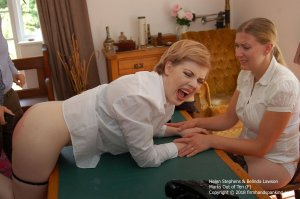 Firm Hand Spanking - Marks Out Of Ten - F - image 8