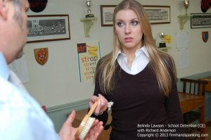 Firm Hand Spanking - School Detention - Ce - image 4