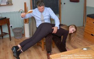 Firm Hand Spanking - School Detention - Ce - image 17