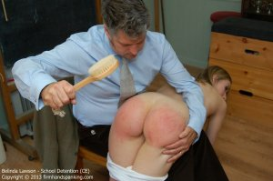 Firm Hand Spanking - School Detention - Ce - image 6