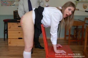 Firm Hand Spanking - Asking For It - Bj - image 2