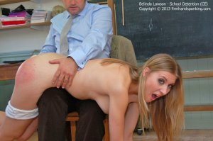 Firm Hand Spanking - School Detention - Ce - image 14