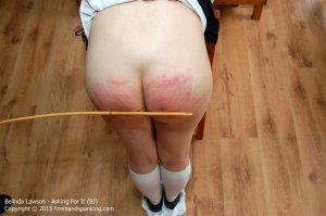 Firm Hand Spanking - Asking For It - Bj - image 17