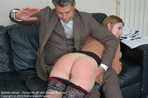 Firm Hand Spanking - Perfect Pa - B - image 1