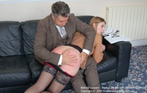 Firm Hand Spanking - Perfect Pa - B - image 4