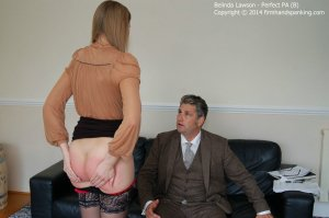 Firm Hand Spanking - Perfect Pa - B - image 8