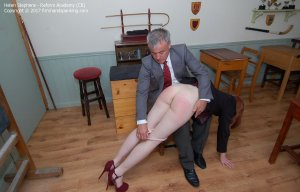 Firm Hand Spanking - Reform Academy - Cb - image 1