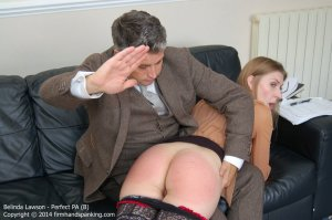 Firm Hand Spanking - Perfect Pa - B - image 14