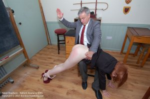 Firm Hand Spanking - Reform Academy - Cb - image 5