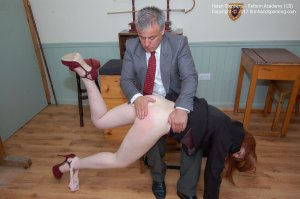 Firm Hand Spanking - Reform Academy - Cb - image 2