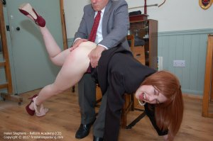 Firm Hand Spanking - Reform Academy - Cb - image 7