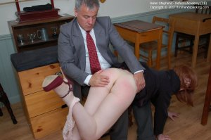 Firm Hand Spanking - Reform Academy - Cb - image 12
