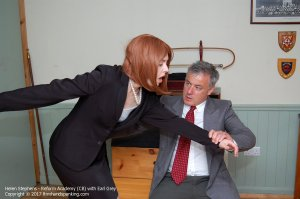 Firm Hand Spanking - Reform Academy - Cb - image 16