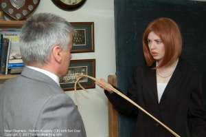 Firm Hand Spanking - Reform Academy - Cb - image 15