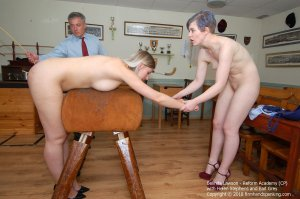 Firm Hand Spanking - Reform Academy - Cp - image 1