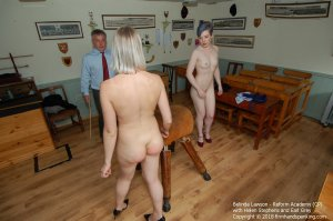 Firm Hand Spanking - Reform Academy - Cp - image 2