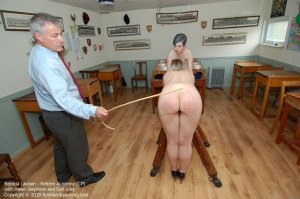 Firm Hand Spanking - Reform Academy - Cp - image 4