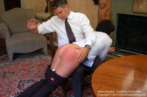 Firm Hand Spanking - The Learning Curve - Ba - image 1